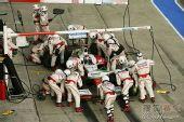 图文:F1马来西亚大奖赛 特鲁利进维修站