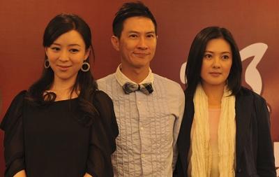 Zhang Jingchu, Nick Cheung, Rachel Lee