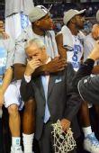 图文:NCAA全美篮球总决赛 喜极而泣