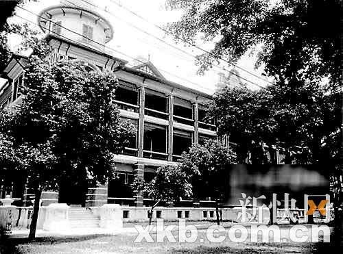 """广州百年海关红楼重新开放 用作海关俱乐部:""""现成博物馆""""不用放展品"""