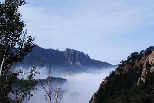 驾车线路:北京—雾灵山—独乐寺线路特点