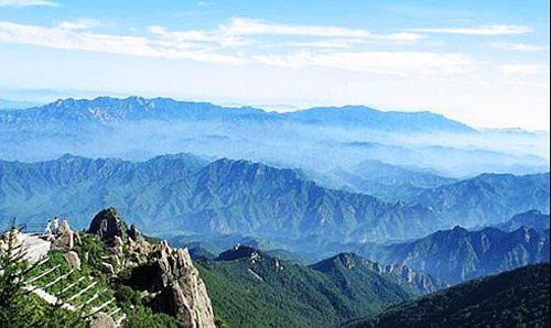 线路详述:第1天 北京—雾灵山