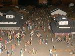 江户时代居民生活模型