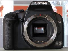 配17-85mm防抖镜头 佳能450D套机降价