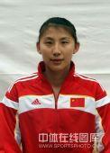 图文:中国新一届女排大点兵 主攻李娟