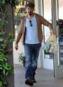好莱坞一周潮人街拍:小罗伯特-唐尼