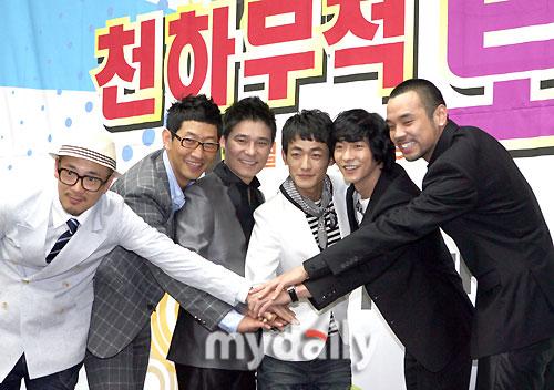 KBS新综艺节目《天下无敌星期六》
