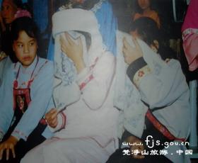 土家哭嫁 中国最独特的民族婚俗(图)