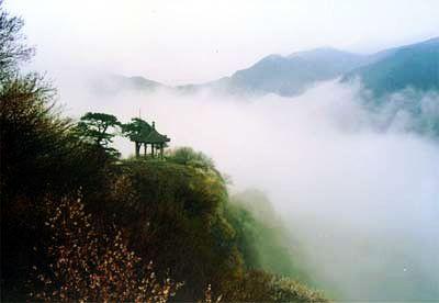 周边景区:妙峰山
