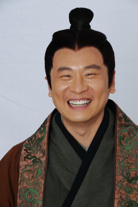 图:电视剧版《神话》 张世饰演赵高 4