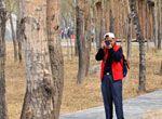 延庆野鸭湖公益植树