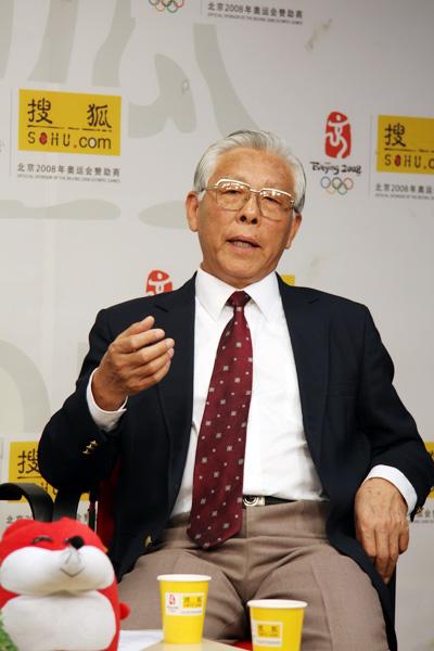 中国驻澳大利亚使馆前教育参赞李振平先生做客搜狐出国会客厅