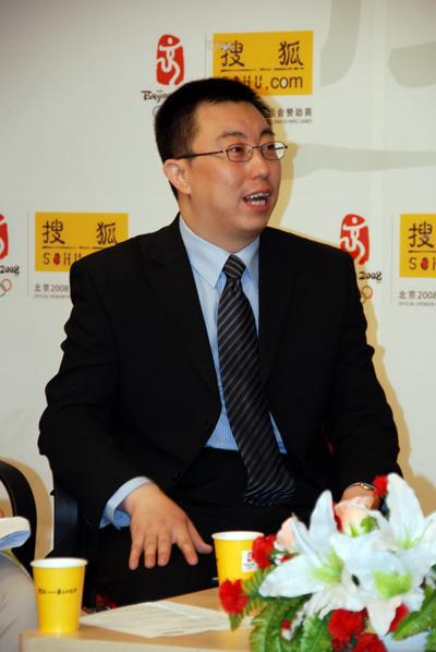 英国华威大学中国区代表郑文强先生做客搜狐出国会客厅