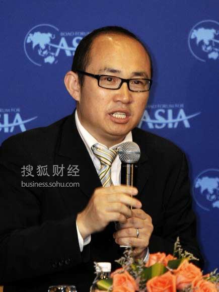 SOHO中国有限公司董事长潘石屹(图片来源:搜狐财经)