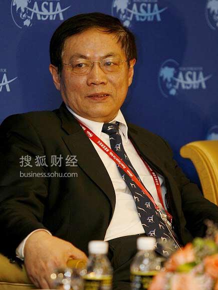 华远集团总裁任志强(图片来源:搜狐财经)