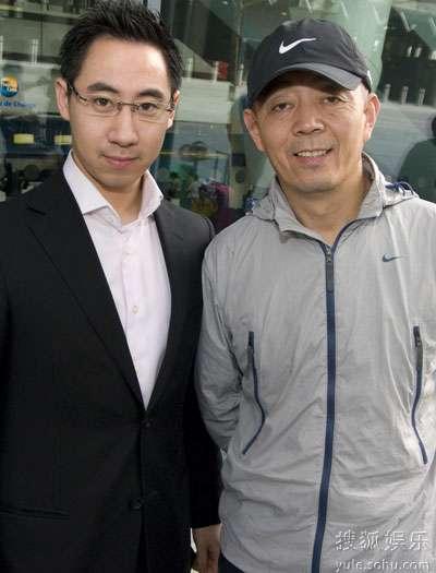 电影节执行副主席孔祥曦