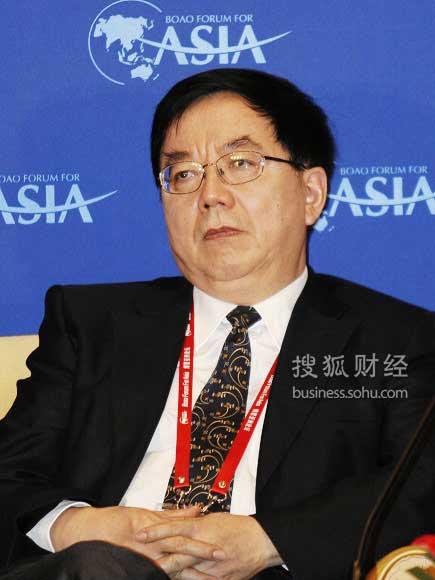 中金公司董事长李剑阁(图片来源:搜狐财经)