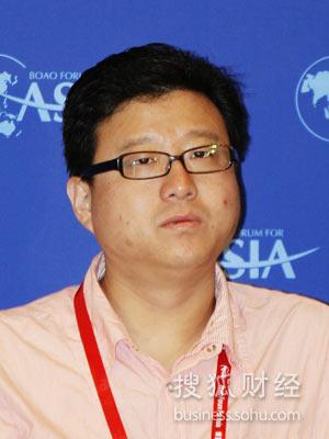 网易首席执行官丁磊(图片来源:搜狐财经)
