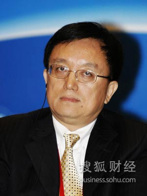 大公国际评估董事长关建中(图片来源:搜狐财经)