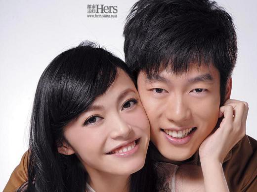 凌潇肃个人资料_姚晨和丈夫凌潇肃(资料图片)
