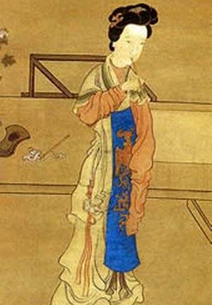 古代十大名妓之死