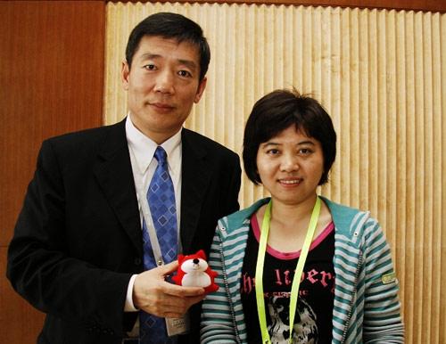先锋公司中国区总裁刘石
