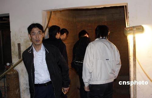 上海一台资企业厂房工地发生坍塌事故 致四人亡