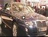 视频:荣威750上海车展显英姿