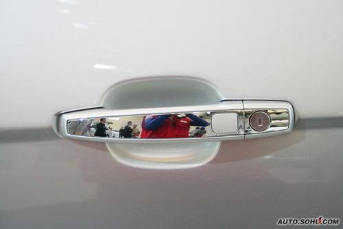 凯迪拉克 SRX 实拍 外观 商务 50万元以上 图片