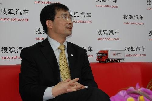 黄刚谈东风车展主题