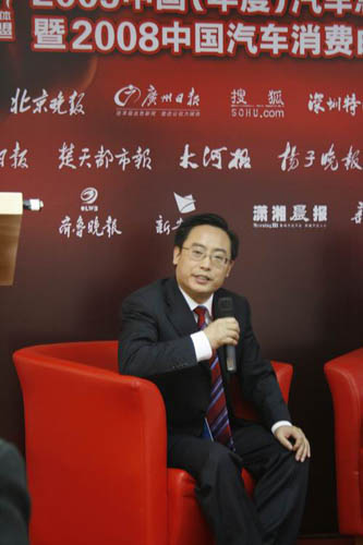 重庆长安铃木汽车有限公司副总经理李世华