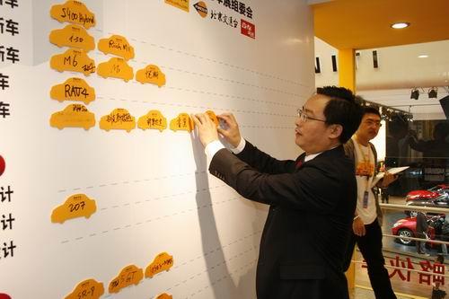 重庆长安铃木汽车有限公司副总经理李世华预测2009年中国汽车市场的趋势