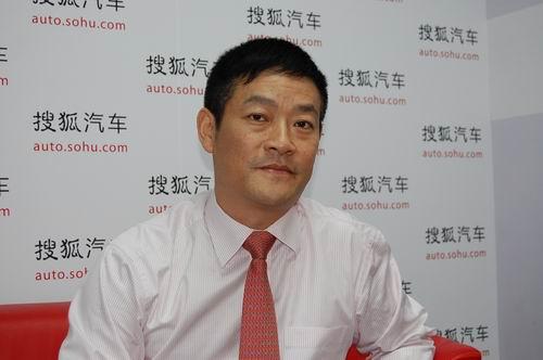 广汽丰田副总经理胡苏