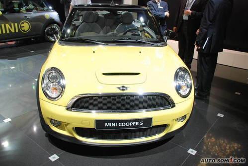 迷你 MINI-Cabrio 实拍 外观 家用 30-50万 图片