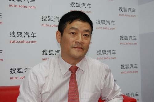广汽丰田汽车有限公司副总经理胡苏