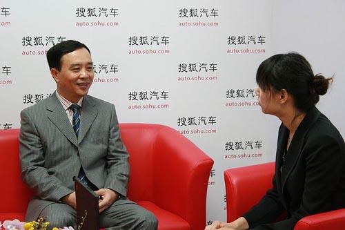 广本执行副总姚一鸣接受搜狐采访