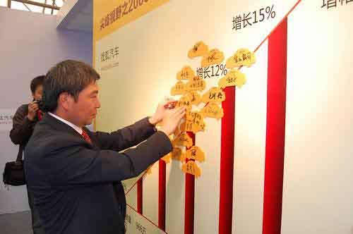 郑州日产总经理郭振甫预测09年中国汽车市场趋势
