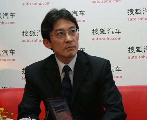 丰田中国执行副总野崎接受搜狐汽车专访