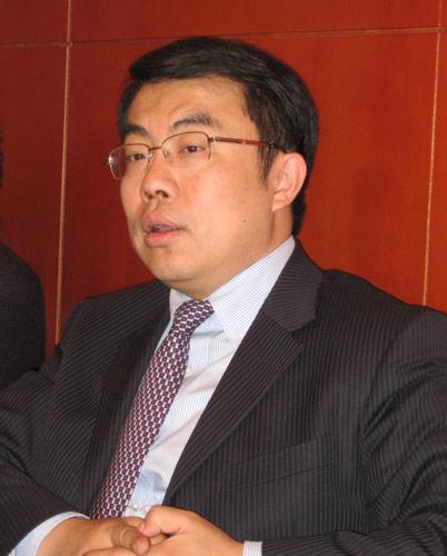 上汽乘用车营销总监蒋峻
