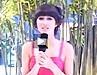 视频:上海车展绿色展台貌似公园