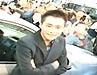 视频:刘烨现身2009上海车展 摆超酷POSE
