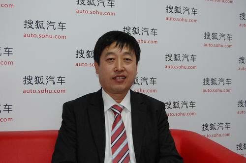 中航工业哈飞汽车工业(集团)有限公司副总经理张海行