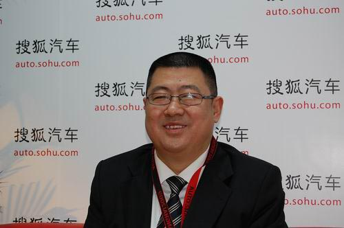 张洪岩介绍三款新车