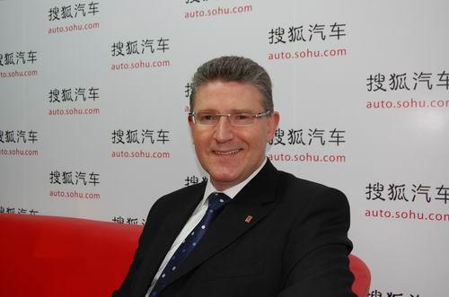 劳斯莱斯汽车有限公司销售及市场总监戈锐先生