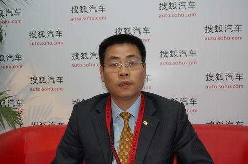 力帆汽车总经理廖雄辉