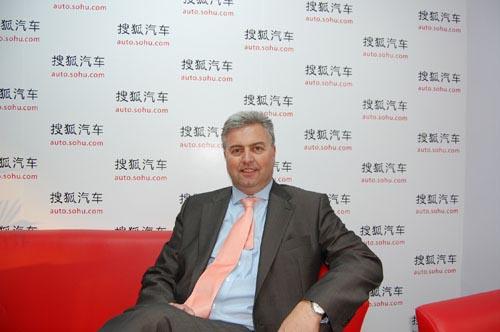 Auto Binck公司商业开发总监彼得.加布里埃尔