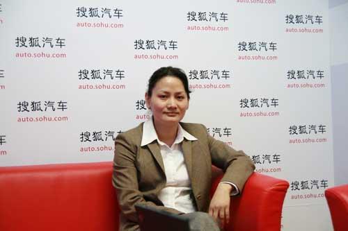 上海汽车集团股份有限公司乘用车公关部总监何晓劲