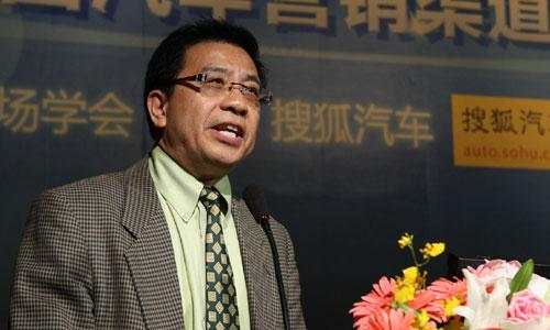 美国ADP公司东北亚地区副总裁江锡祥