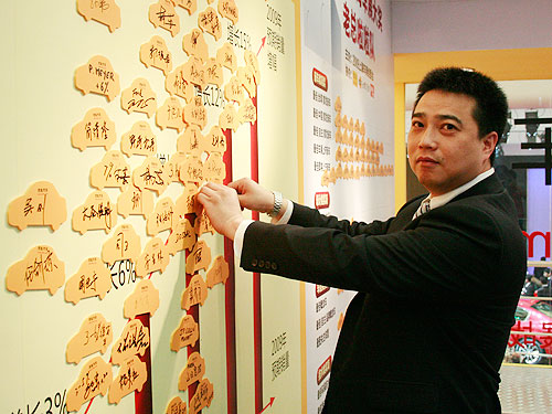 李剑华预测09年中国车市走势