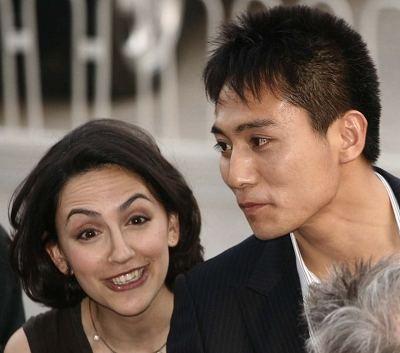 刘烨和女友